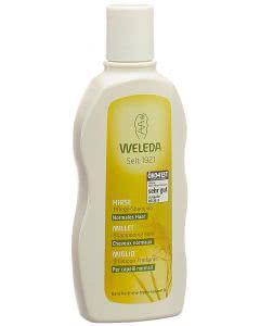Weleda Hirse Pflege-Shampoo - 190 ml