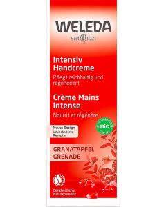 Weleda Granatapfel Regeneration Handcreme - 50 ml