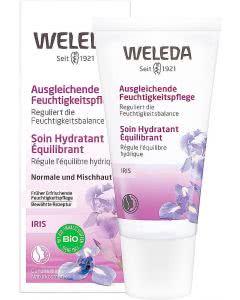 Weleda Iris Erfrischende Feuchtigkeitspflege - 30 ml