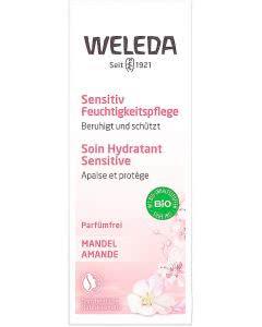 Weleda Amande Feuchtigkeitspflege - 30 ml