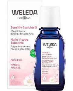 Weleda Amande Gesichtsöl - 50 ml