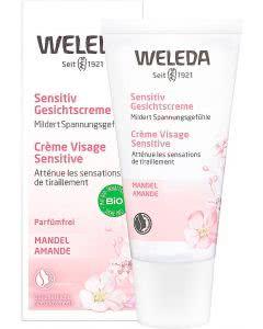 Weleda Amande Gesichtscreme - 30 ml