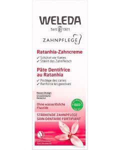 Weleda Ratanhia Zahncreme - 75 ml