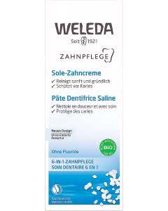 Weleda Sole Zahncreme - 75 ml