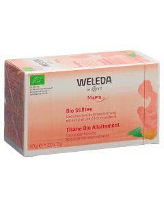 Weleda Stilltee Bio Beutel - 20 x 2 g
