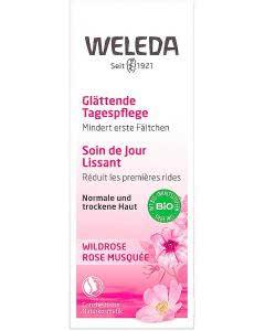 Weleda Wildrose Glättende Tagespflege - 30 ml