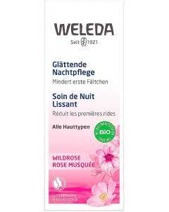Weleda Wildrose Glättende Nachtpflege - 30 ml