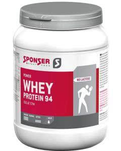 Sponser Whey Protein 94 Yoghurt-Lemon - 425 g