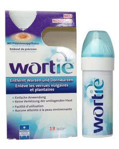 Wortie Cool Warzen - Vereiser-Spray auch gegen Dornwarzen