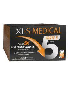 XLS Medical Forte - 5x mehr Gewichtsverlust* - 180 Kaps.