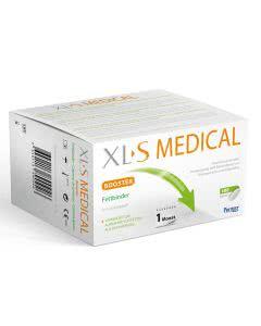 20%: XLS Medical Fettbinder Booster - 180 Tabl.