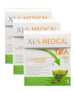 Sparpack: XLS Medical Tea Litramine - 3x30 =90 Sticks