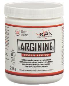 XPN Arginine 750mg - 240 Kapseln