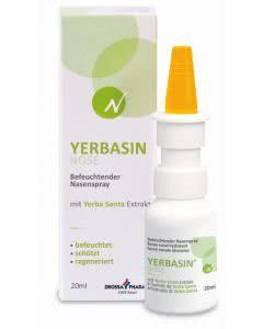 Yerbasin Nose Nasenspray - 20ml