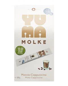 Yuma Molke Sticks Mocca-Capuccino - 14 x 25g