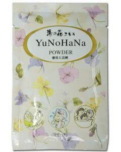 YuNoHaNa Japanisches Mineralbad - 60gr. Beutel