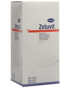 Zetuvit Absorptionsverband - 25 Stk. à 10cm x 20cm