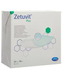 Zetuvit Plus Absorptionsverband 20cm x 40cm - 10 Stk.