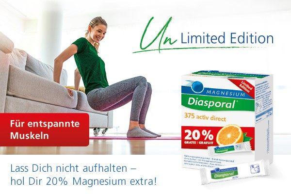 Diasporal Magnesium